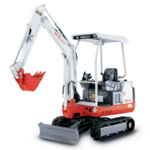 Excavator 1.6 tonne