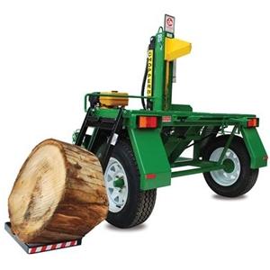 Log Splitter Road Towable Log Lifter Aussie Chopper