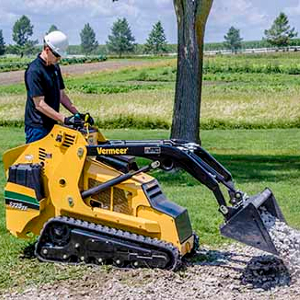 Skid Steer Loader – Narrow Track