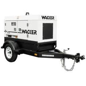 generator 20kva Road Towable