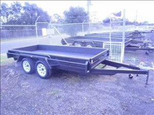 Trailer – 12 x 5 Tandem – Electric Brakes Only