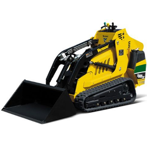Skid Steer Loader – Wide Track