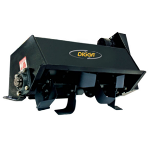 Skid Steer – Rotary Hoe Attachment