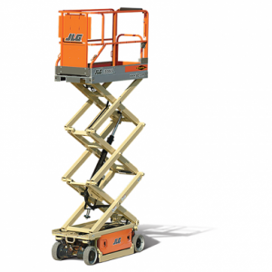 Scissor Lift 19ft/5.8m – Electric