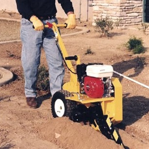 Trencher 300mm